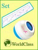 set handtrainer muskeltraining stretchband theraband ebay. Black Bedroom Furniture Sets. Home Design Ideas
